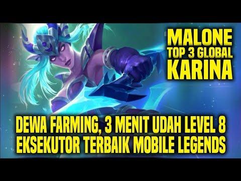Xxx Mp4 Hal Yang Gw Pelajari Dari Top 3 Global KARINA MALONE • Mobile Legends Indonesia 3gp Sex