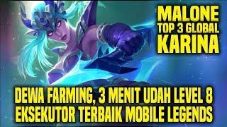 Hal Yang Gw Pelajari Dari Top 3 Global KARINA MALONE • Mobile Legends Indonesia