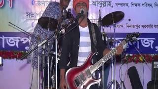 Tor Premete Ondho Holam   Sotta   Jamse   Cover By   Marshall Hossain   Beats Band   Dinajpur  