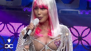 Cher - Believe (Live Footage from the 2014 Dressed to Kill Tour) ᴴᴰ