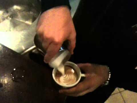 Latte Art - Indian, Prova Cafe bar