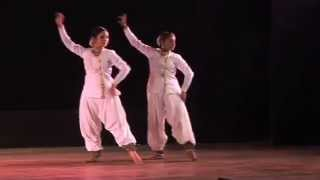 Kathak Dance : Prajakta Raj (Atre) and her disciples: Kathak Ballet: