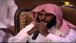 تلاوة رائعة  للقارئ منصور السالمي