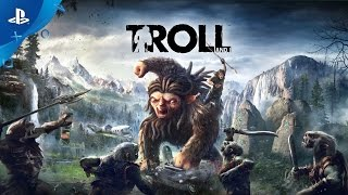 Troll and I - Cinematic Trailer | PS4