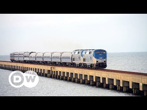 A train ride through American history New Orleans to New York DW Documentary