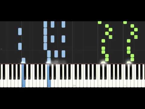 K-391 - Summertime - PIANO TUTORIAL