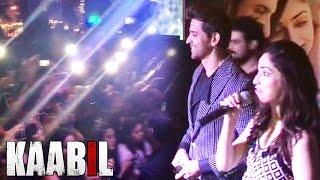 Hrithik Roshan & Yami Gautam Return From KAABIL Promotions In Dubai