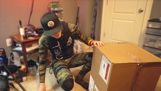 Cant Believe They Sent Me This! - Unboxing (Hurley)   DALLMYD