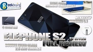 Elephone S2 (Review) 5.0