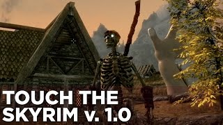 Touch the Skyrim Ep. 1: Griffin and Nick Meet BONE DOGG