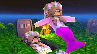 HOW TO BECOME A MERMAID   Minecraft Little Kelly