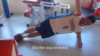Plancha Lateral Con El Antebrazo