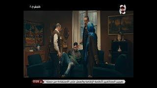 مسلسل كلبش - شاهد ماذا فعل سليم الانصاري لــ انقاذ هند من الفضيحة ... الانصاري يخطف مصطفى