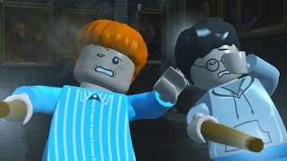 LEGO Harry Potter Remastered Walkthrough Part 5 - Prisoner of Azkaban