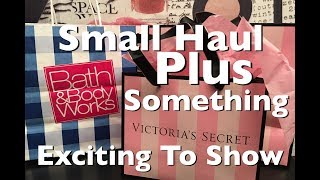 Small Haul & Something Exciting To Show😍MUST WATCH 😍Rosa