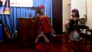Manavalan warapori - Christian song  Keziah And Anniya