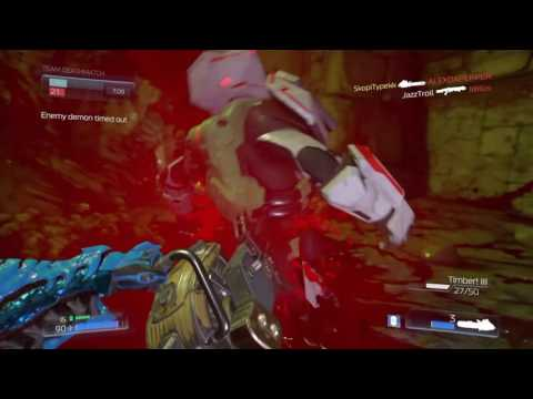 PS4 DOOM Multiplayer gameplay - Infernal #02 (29/7/2)