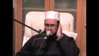 Quran in Cape town - Sheikh Ismail Londt - short snippit of Surah Furqan