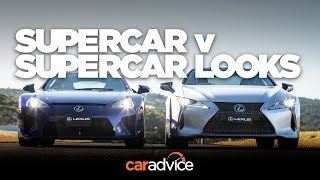 Lexus LC500 and Lexus LFA: It just made sense!