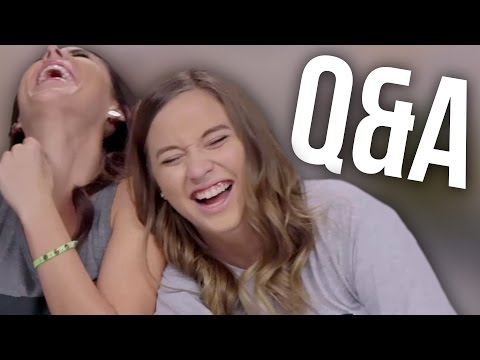 WHEN WILL LILY & JOSLYN DATE? Q&A (Beauty Break)