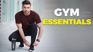 10 GYM ESSENTIALS EVERY GUY NEEDS   Workout Essentials   Alex Costa