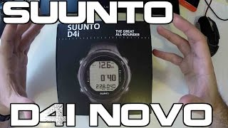 Suunto D4i Novo Review   Freediving   Scuba diving watch