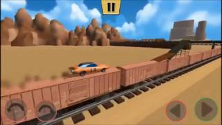 Stunt Car Chalange 3 - Android gameplay  لعبة