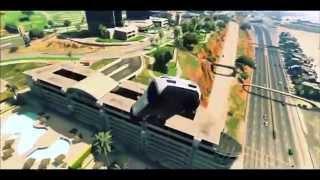 اروع لقطات لعبة GTA 5