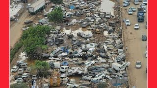 FLASH FLOODS IN SAUDI ARABIA !!! END TIMES SIGNS 2017