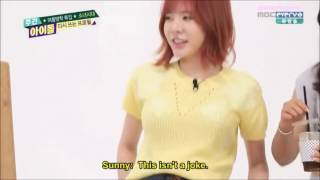 SNSD Sunny Self Proclaimed the Sexiest Member