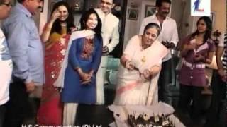 Celebration of Success of Serial Karam Yudh
