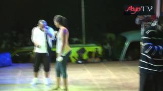 Fid Q na Stamina Fiesta Moshi Aug 30 2014