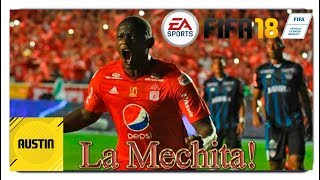 AMERICA DE CALI VS JUNIOR EN FIFA18!! [Fifa 18 Version Final] Primeros Partidos [Austin]