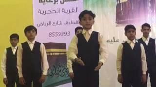 الشبل علي إسماعيل في مولد الإمام علي عليه السلام