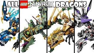 ALL LEGO NINJAGO DRAGONS EVER MADE! (2011-2018)