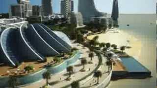 Al Raha Beach animation