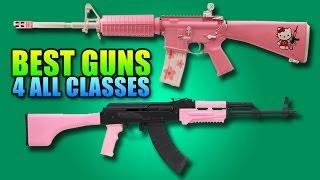 Battlefield 4 Best Guns For All Classes