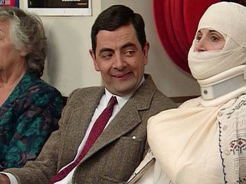At the Hospital Funny Clip Mr. Bean Official