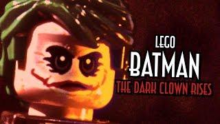 LEGO Batman-The Dark Clown Rises (Stop Motion)