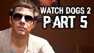 تختيم لعبة Watch Dogs 2 Arabic بالترجمة العربية الحلقة #5   Watch Dogs 2 Gameplay Walkthrough Part 5