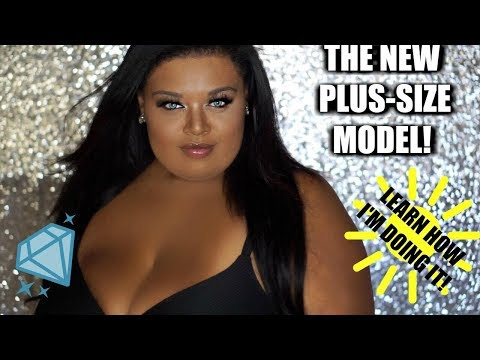 Xxx Mp4 How To Become A Plus Size Model My Story A Big Girls Big Break 3gp Sex