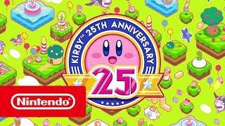 Kirby 25th Anniversary - Trailer