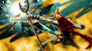 Sniper King Theme Funimation Dub (1 hour)