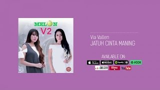 via vallen - jatuh cinta maning official audio
