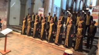 Lagos City Chorale   Psalm 150 @ European Choir Games, Magdeburg