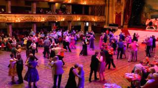 Blackpool Tower Ballroom Mark Allen