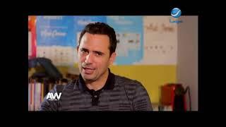 عرب وود l بالفيديو - ظافر العابدين يكشف عن أجدد أعماله في لقاء خاص