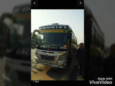 Xxx Mp4 Nepali Saleena AC Bus From Taulihawa Bhairahawa To Kathmandu Delxue AC Bus 🚌 3gp Sex
