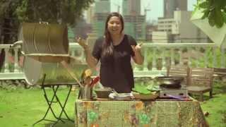 Recipe Ramadan Ili (Episode 1) - Ikan Bakar aka Grilled BBQ Fish