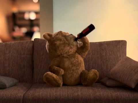 El oso tedi